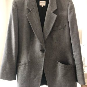 Armani jacket- perfect with skirt, slacks or jeans